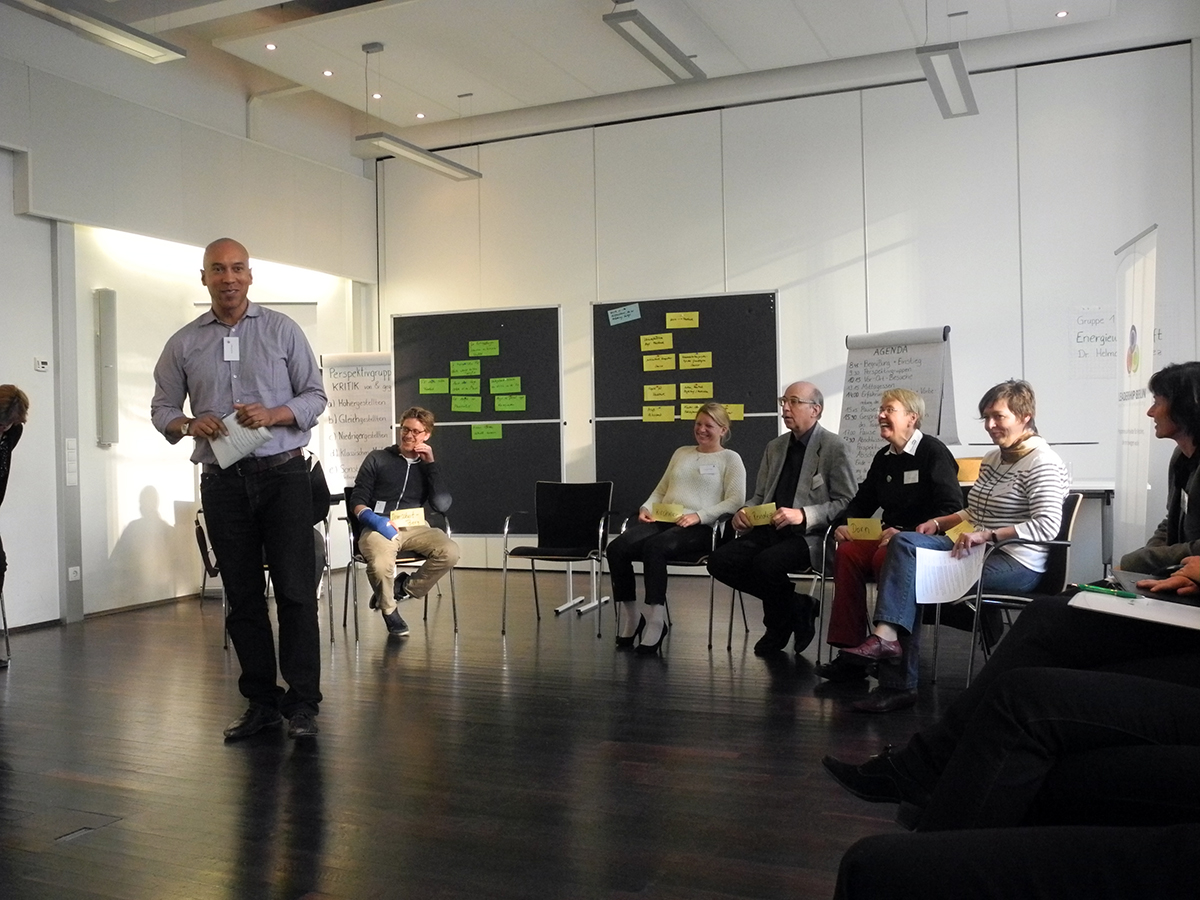 Unser Collaborative Leadership Programm 2018
